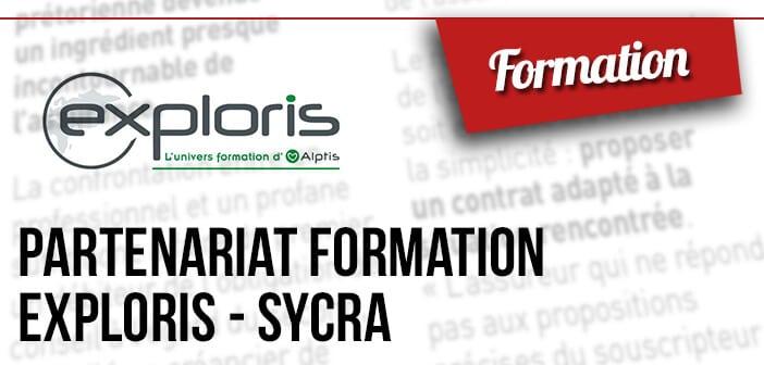 Partenariat Formation Exploris – Sycra