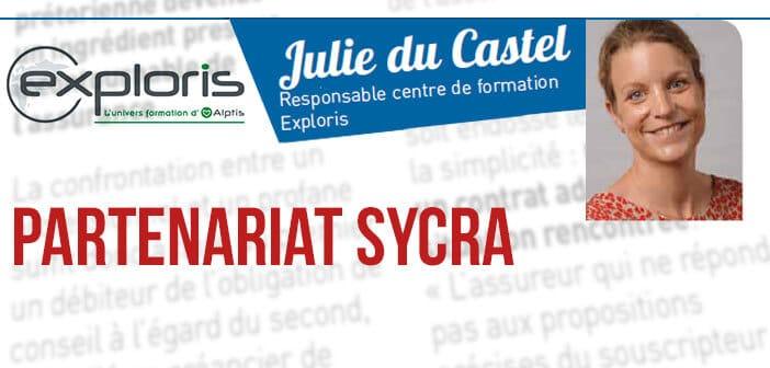 Partenariat Sycra – Exploris Formation